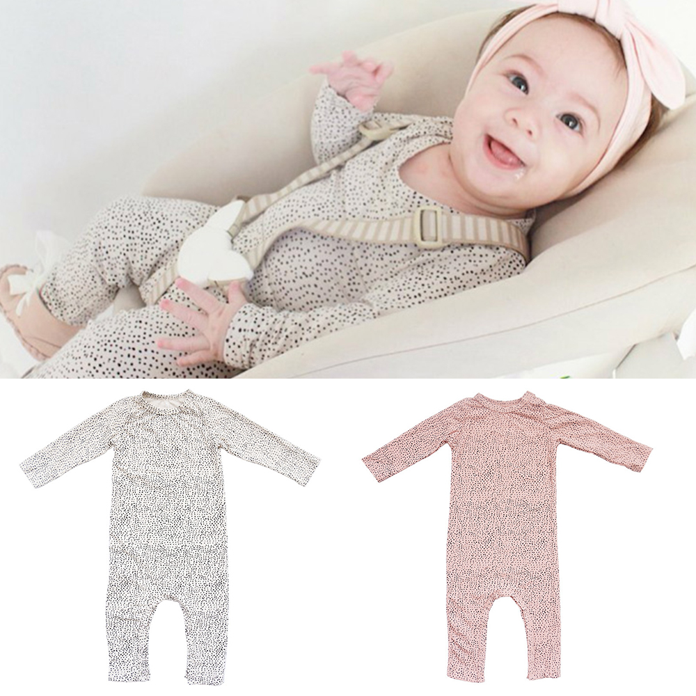 Baby Girls Boys Clothes Cute Cartoon Baby   Romper   High Quality Cotton Onesie Long Sleeve Jumpsuit Newborn Baby Christmas Clothes