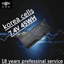 New genuine 7.4V 45Wh 6120mah AA-PBYN8AB tablet battery for Samsung NP530U4B-A01US 530U4C 535U4C BA43-00339A laptop bateria akku