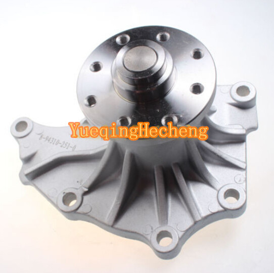 New Water Pump 6671508 6631810 For 853 and later 843 Free Shipping 6162 63 1015 sa6d170e 6d170 engine water pump for komatsu