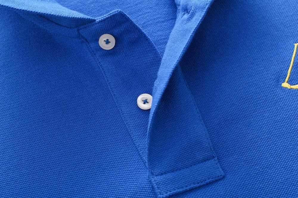 폴로 브랜드 의류 남성 패션 캐주얼 남성 폴로 셔츠 솔리드 캐주얼 폴로 티 셔츠 탑스 고품질 슬림 맞는 셔츠 남자 908