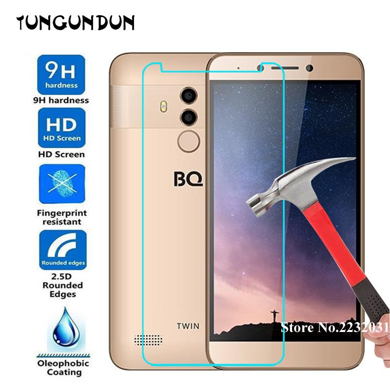 For <font><b>BQ</b></font> <font><b>BQ</b></font>-<font><b>5516L</b></font> <font><b>Twin</b></font> Glass 2.5D Anti-Scratch Screen Protective Tempered Glass for <font><b>BQ</b></font> <font><b>BQ</b></font>-<font><b>5516L</b></font> Screen Protector Cover image