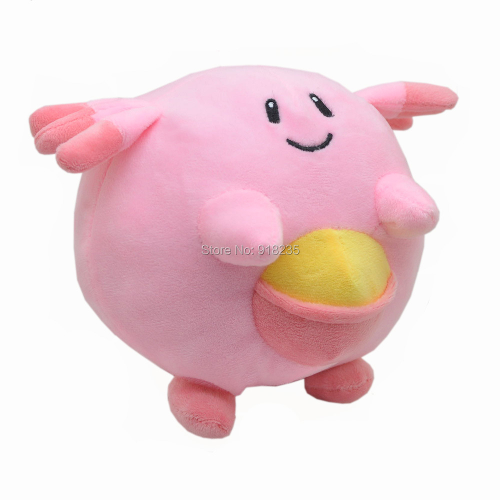 """10/Lot New Chansey 5.5"""" Cosplay Plush Doll Stuffed Toy-in Stuffed & Plush Animals from Toys & Hobbies    1"""