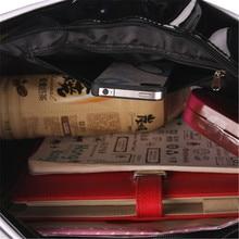Anime Evangelion Leather Shoulder Bag