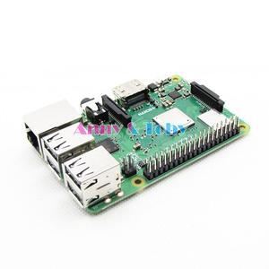Image 4 - Element14 Versie: 2018 Nieuwe Originele Raspberry Pi 3 Model B + Plus BCM2837B0 1 GB SDRAM on board WiFi/Bluetooth PI 3B + PI3 B + Plus