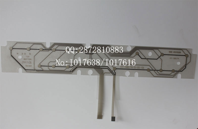 Noritsu minilab Frontier QSS 2901 3201 3001 3021 laser The I017638 to print the accessories spare parts I017616 keyboard 1pcs in Printer Parts from Computer Office