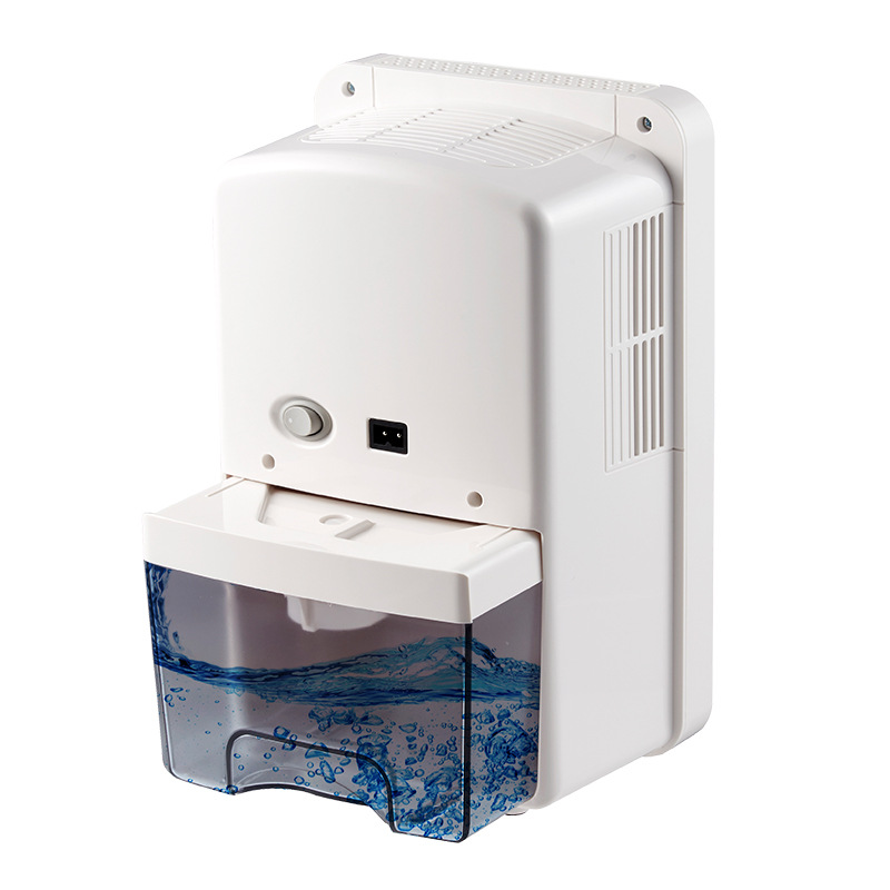DMWD 1.5L Smart Mini Dehumidifier Moisture Absorbent Air Dryer Clothes Dryers For Home LED Display