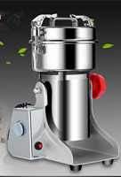 multi funtion grinder coffee beans grinder 110V/220V Nut Spice Grinder Electric Wheat Mill Swing type Spice epper Mill