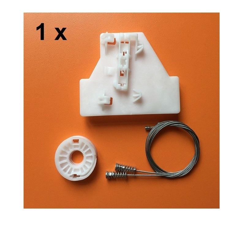 FOR AUDI A4 B6/B7 2000-2008 REAR RIGHT SIDE WINDOW REGULATOR REPAIR KIT NEW