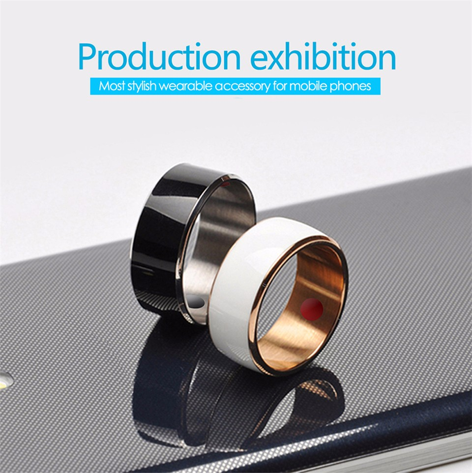 Jakcom R3F Smart Ring For High Speed NFC Electronics Phone Smart Accessories 3-proof App Enabled Wearable Technology Magic Ring 22
