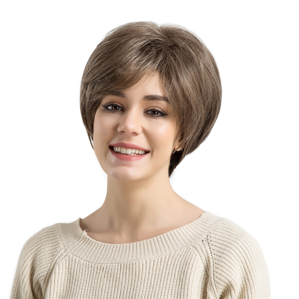 2018 Hot Sale Europe And The United States Wigs Female