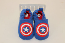 Cute winter cotton baby first walker shoes