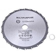 цена на Mayitr 1pcs 210mm Wood Cutting Metal Circular Saw Blades for Tiles Ceramic Wood Aluminum Disc Diamond Cutting Blades