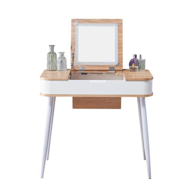 De Maquillaje Camera Da Letto Mdf Dormitorio Cabinet Dresuar Drawer Nordic Wood Quarto Bedroom Furniture Korean Penteadeira