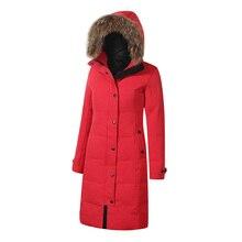 2106 Brand New Womens Shelburne Parka Ladies X-long Warm Winter Fashion Coat