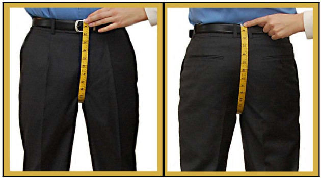 Crotch Measurements