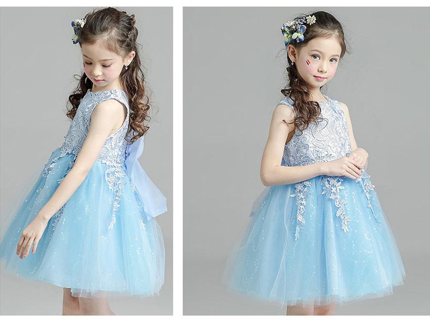 Girl Costume Princess Pulau 9