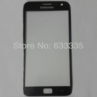 Cinza de vidro exterior / lente para Samsung Galaxy ATIV S i8750 não lcd / digitador touch screen frete grátis