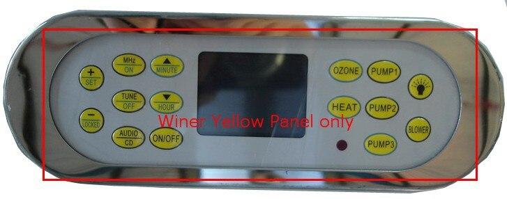 15keys WINER AMC SERIES hot tub control panel & spa keypad topside panel ,hotpool Chinese Top Side screen мегафон amc se116 продам киев