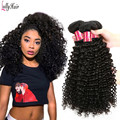 Cheap 8A Malaysian Curly Hair Bundles 3pcs/lot Malaysian Virgin Hair Kinky Curly Virgin Hair Curly Weave Human Hair Extensions