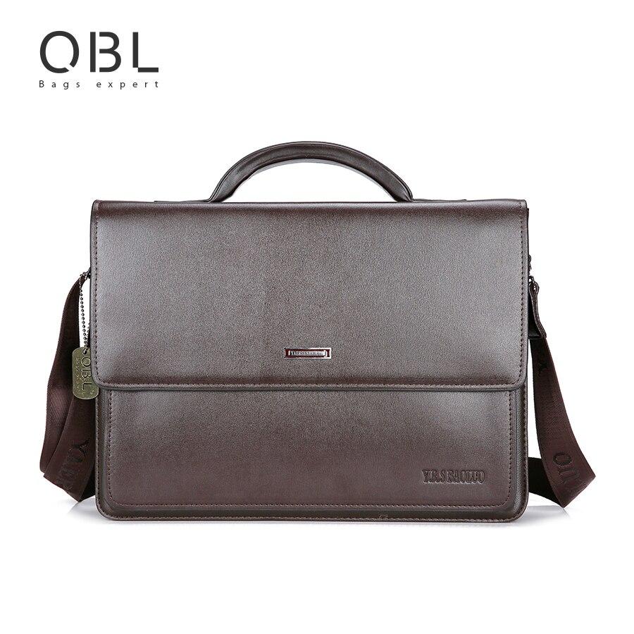 Qibolu сумки Для мужчин сумка Портфели Бизнес путешествия ноутбук сумка Crossbody сумка sacoche Homme Bolsa masculina mba17