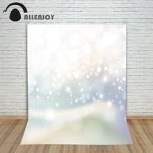 Allenjoy photo background pastel fashion shiny blur fashion baby photo background new Year background for photo studio