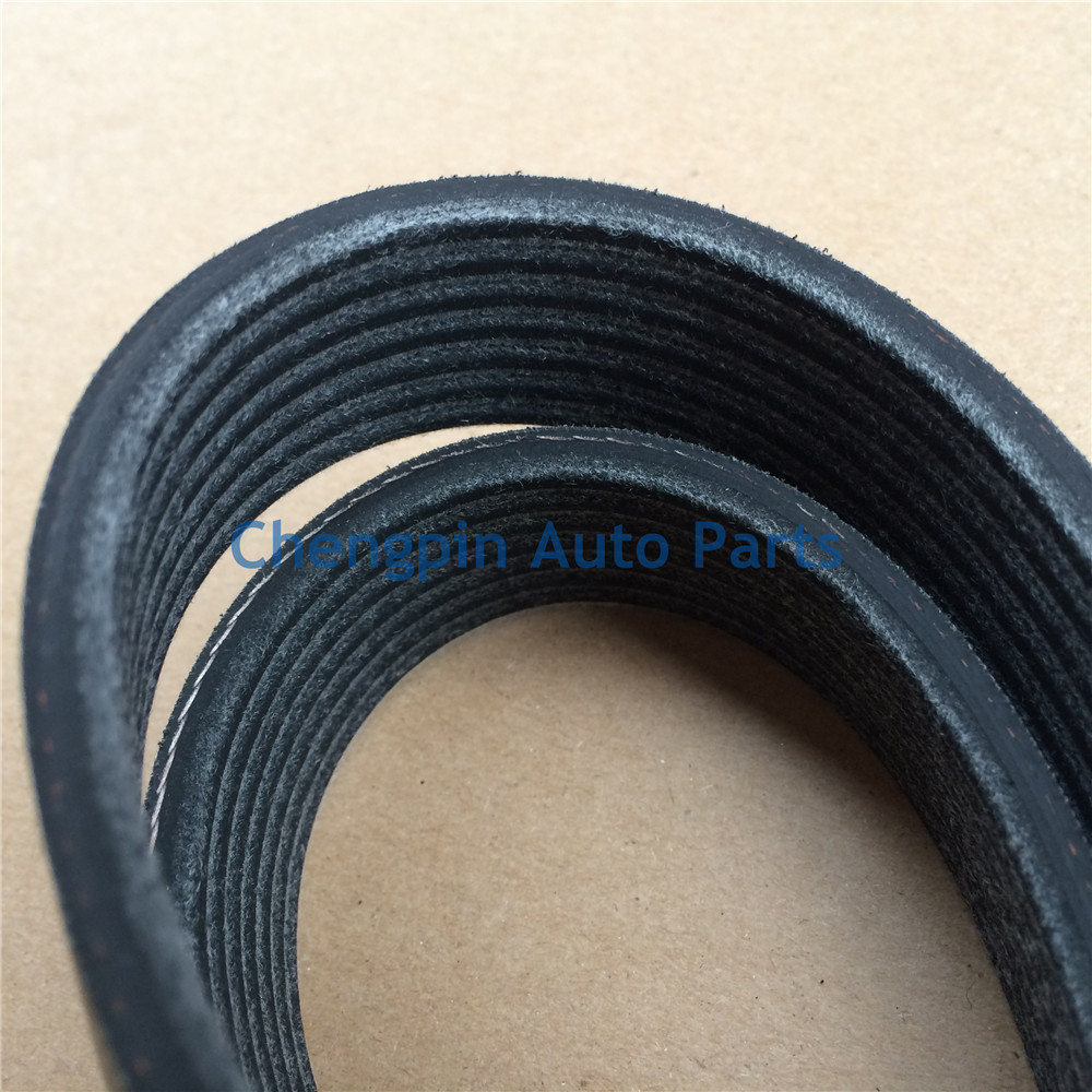 V for fan alternator belt oem 90916 t2006 7pk1516 multi rib fan drive belt for toyota kijang innova hilux fortuner