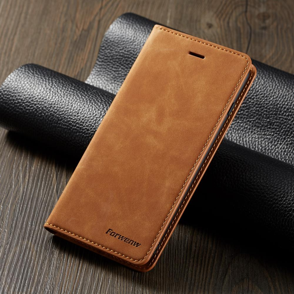 Magnet Leather Case For <font><b>Samsung</b></font> A8 2018 A7 A6 <font><b>A530F</b></font>/DS Wallet Flip Retro Luxury Case For Galaxy A7 2018 A6 A8 SM-A750FN/DS <font><b>Cover</b></font> image