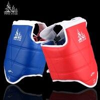 Taekwondo Chest Guard MMA Body Protector Martial Arts Karate Taekwondo Training