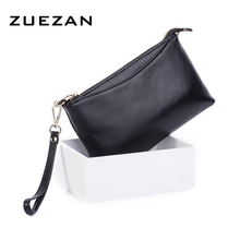 Day-Clutch Cross-Body-Bag Genuine-Leather Messenger-Bag Shoulder Female Women 23--14--5cm