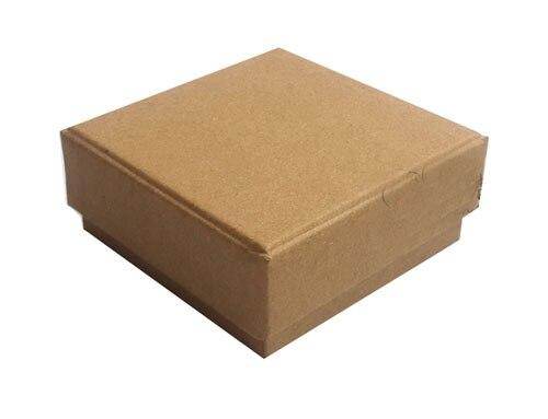 HIGH QUALITY! Free shipping Wholesal 40pcs/lot fashion 8.5*6.5*3.5cm 1200g kraft paper necklace box,pendant box,gift box jewelry