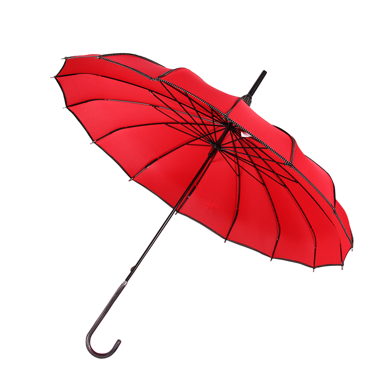 Image 5 - Tower Pagoda Umbrella For Women long Handle Gothic Classical Parasol Creative Tower Pagoda Windproof Sunny And Rain Umbrellas-in Umbrellas from Home & Garden