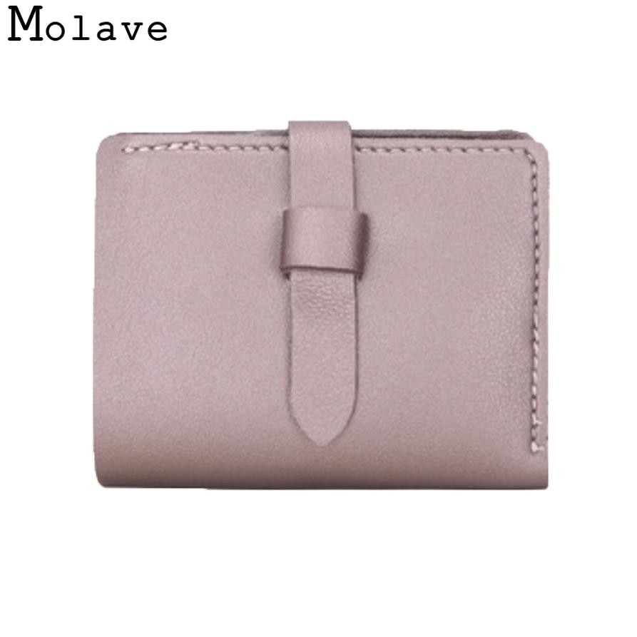 Naivety Solid Short Wallet Hasp Strap Wallets Female PU Leather Mini Business Card Holder Purse 20S71211 drop shipping