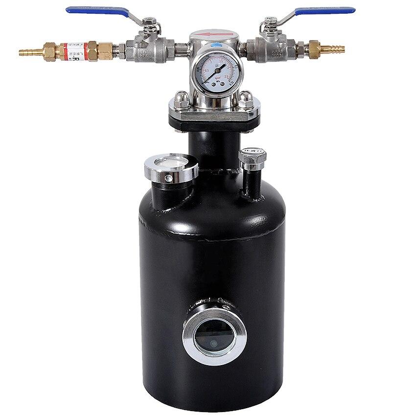 Пайки флюс генератор ацетилен пропан газовый флюс пайки бак RD 160B 4L максимальная емкость сварочное оборудование 0.05Mpa Outpressurs