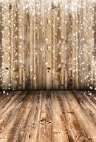 HUAYI 10X20ft seamless wood floor backdrop photography backgrounds wood vinyl backdrops wedding wood XT 6393
