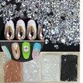 Comercio al por mayor 1 bolsas (14400 unids)/lot 2016 Nueva Llegada 3d Nail Art Decoraciones Glitter Micro Diamantes de Imitación de Piedra para Las Uñas Suministros De Joyería