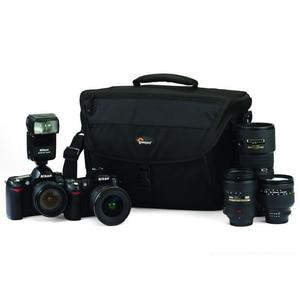 Image 3 - Hot Sale Lowepro Nova 200 AW (Black)+camera cleaning kit Single Shoulder Bag Camera Bag Camera Bag To Take Cover