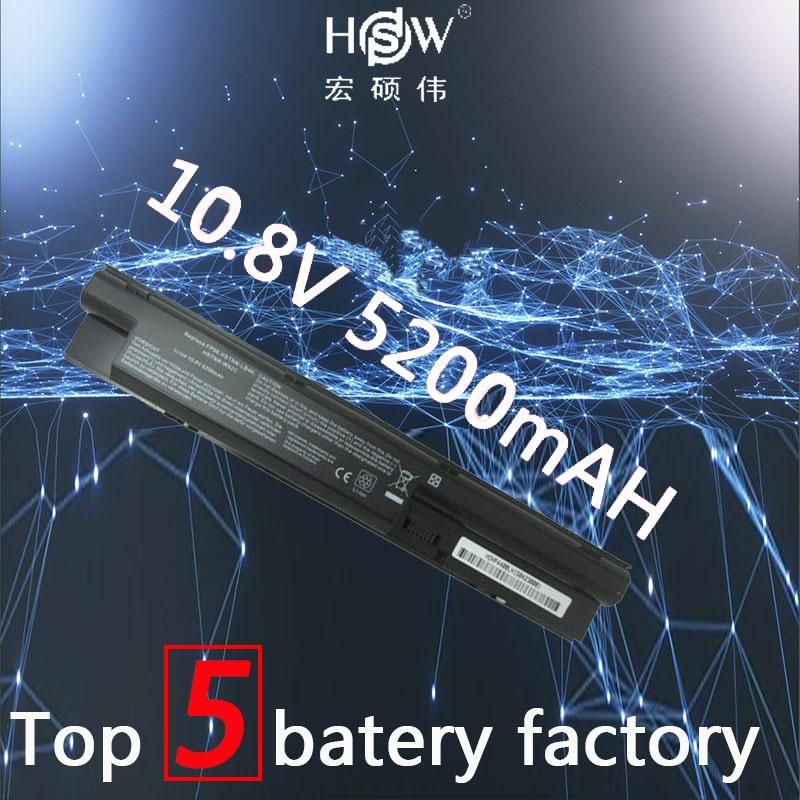A HSW bateria do portátil para hp ProBook 440 445 450 455 470 G0 G1 HSTNN-W99C HSTNN-YB4J HSTNN-IB4J HSTNN-LB4K HSTNN-UB4J batteria akku