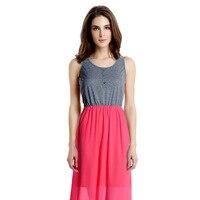 2016 Women New Fashion Summer Boho Long Maxi Dress Beach Dresses Sundress Hot Sale