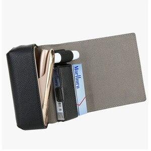 Image 3 - Jinxingcheng moda flip caso de couro para iqos 3.0 caso carteira caso para iqos 3 carteira bolsa saco titular caixa