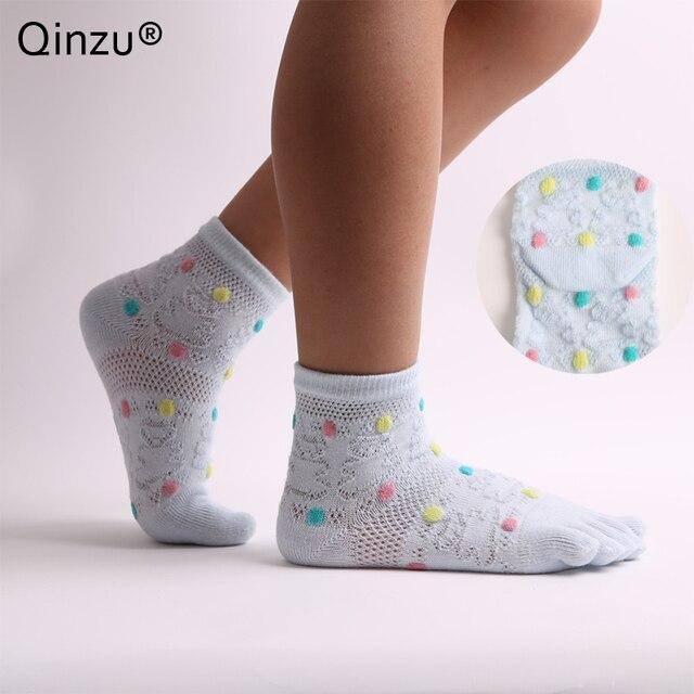 Qinzu 1 par summer & spring girls suave caramelo precioso color ...
