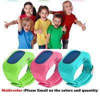Q50 Kids SmartWatch GPS LBS Double Location Safe Children Watch Activity Tracker 2G GSM Call For
