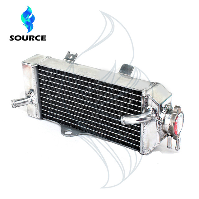 For Honda CRF 450 R CRF450R CRF450 2009 2010 2011 2012 Motorcycle Aluminum Replacement  Cooling Replacement Radiator