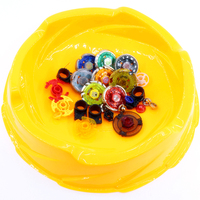 2018 New Beyblade Set 8pcs Beyblade 4 Launchers 2 Handles 1 Arena Spinning Top Classic Funny