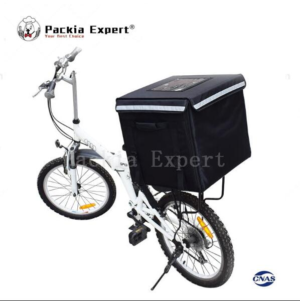 53*49*50cm Food delivery bag cake or juice thermal insulation bag pizza delivery bag with support 46 26 46cm backpack insulation bag food package delivery pizza delivery bag