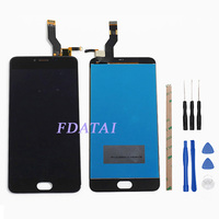 FDATAI AAA Quality LCD Screen For MEIZU M3 Note L681H Lcd Display Screen Replacement LCD For