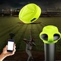 Actividad rastreador inteligente bluetooth sensor de béisbol bola motion tracker masculino analyzer monitor de registrador de datos inteligente electrónica