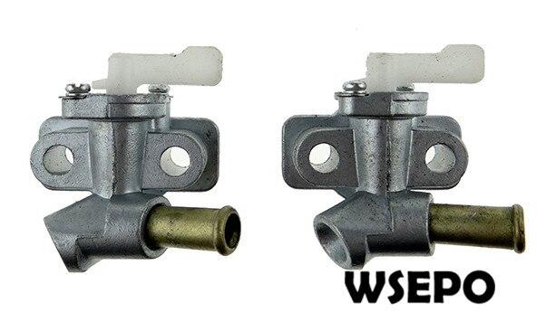 Top Quality! Fuel Tank Switch/Fuel Shut off valve/Petcock for 170F/178F/186F/188F/190F Diesel Engine, 2~7KW Diesel Generator