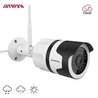 ATFMI 960P 1 3MP Bullet IP Camera Outdoor IR 20m HD Security Alarm Waterproof Night Vision
