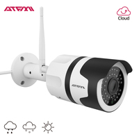 ATFMI 960P 1 3MP Bullet IP Camera Outdoor IR 20m HD Security Alarm Waterproof Night Vision