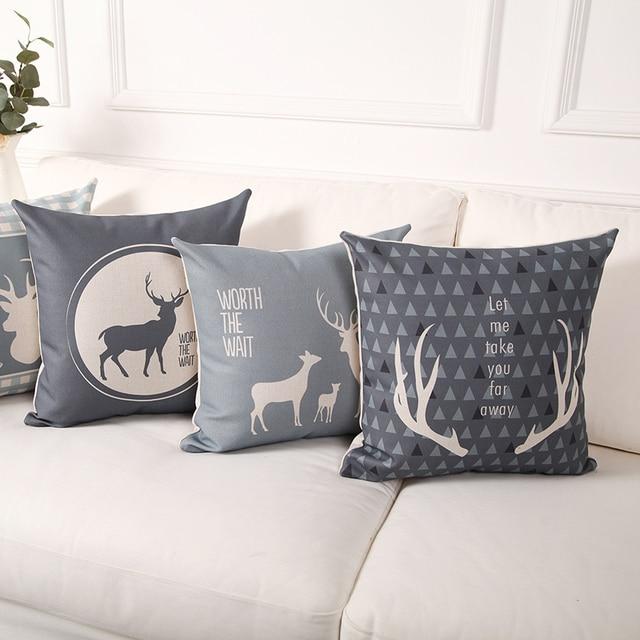 Moderne Kissen nach maß moderne einfachheit sofa kissen skandinavischen stil kissen